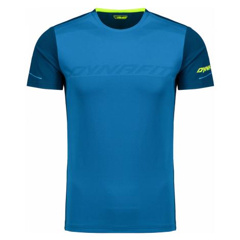 Tričko Dynafit ALPINE S/S modrá