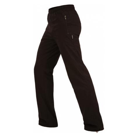 LITEX Kalhoty pánské zateplené. 99480901 černá