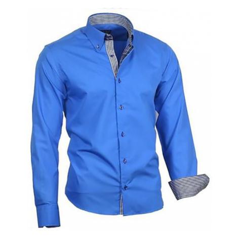 BINDER DE LUXE košile pánská 82306 dlouhý rukáv