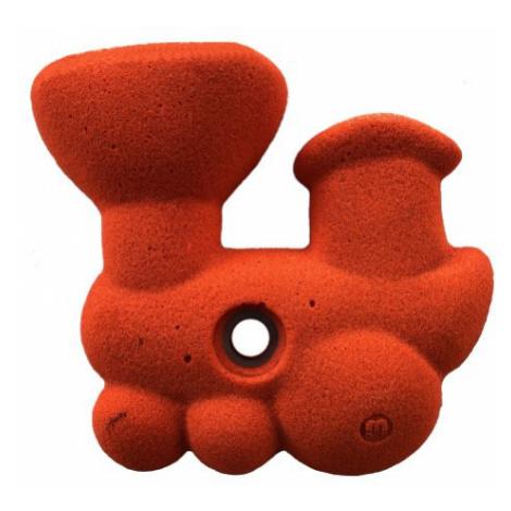 Makak dětský chyt MAŠINKA L, oranžová