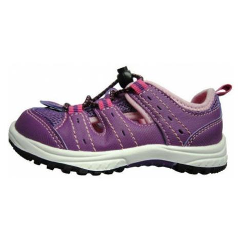 Dětská letní obuv Alpine Pro KARIA - fialová
