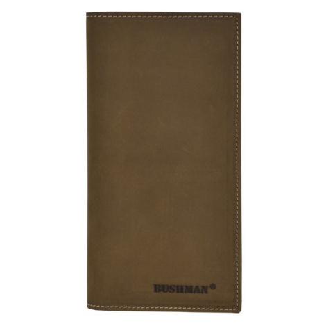 Bushman peněženka Ankole sandy brown UNI