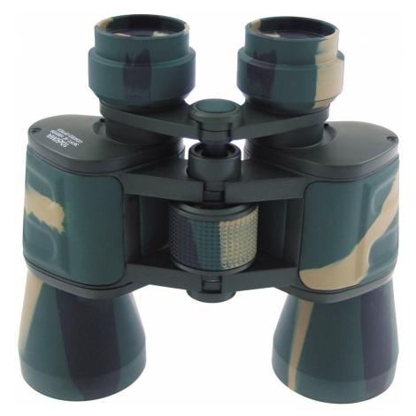 Binokulární skládací dalekohled MFH® univerzální 10 x 50 - woodland Max Fuchs