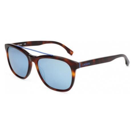 Lacoste Lacoste pánské hnědé sluneční brýle