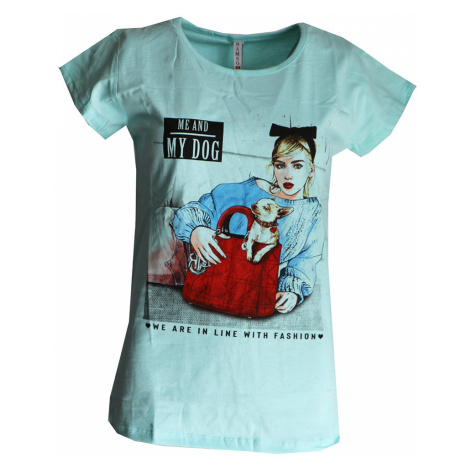 NAMSO tričko dámské