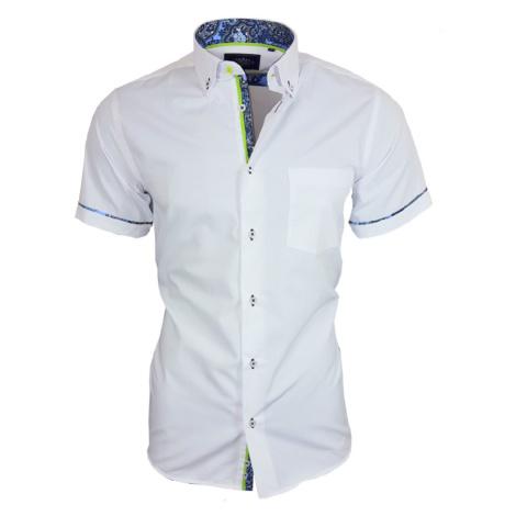 BINDER DE LUXE košile pánská 82913 krátký rukáv