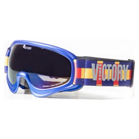 Dětské lyžařské brýle Victory SPV 610 modrá