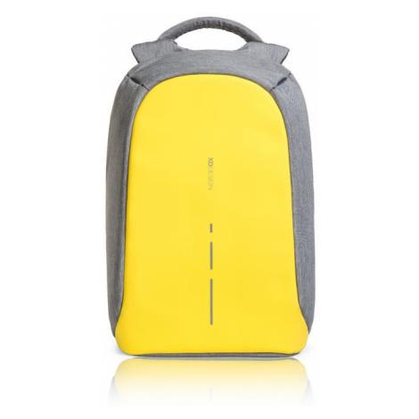 XD Design, batoh Bobby, který nelze vykrást 14'', P705.536, žlutá