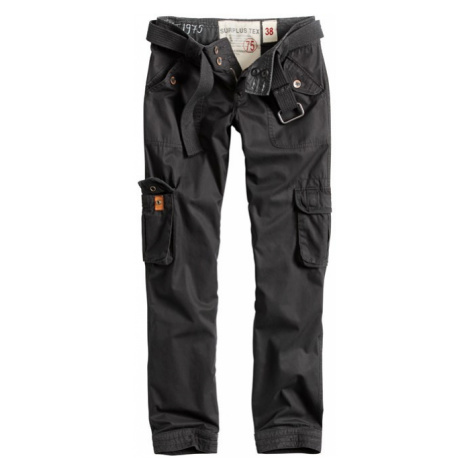 Surplus Kalhoty Ladies Premium Trousers Slimmy černé