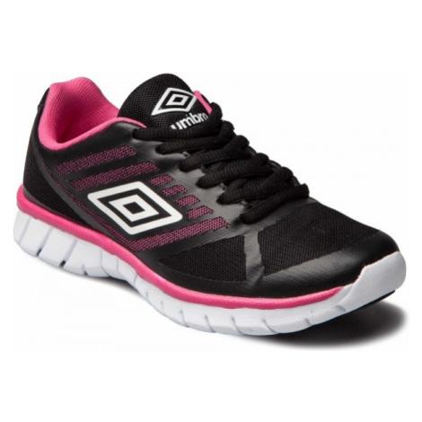 Umbro LEVER JNR růžová 4.5Y - Dětská volnočasová obuv