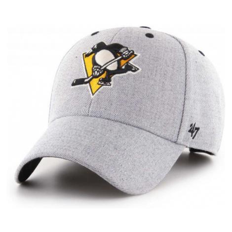 47 NHL PITTSBURGH PENGUINS STORM CLOUD '47 MVP GRY - Kšiltovka
