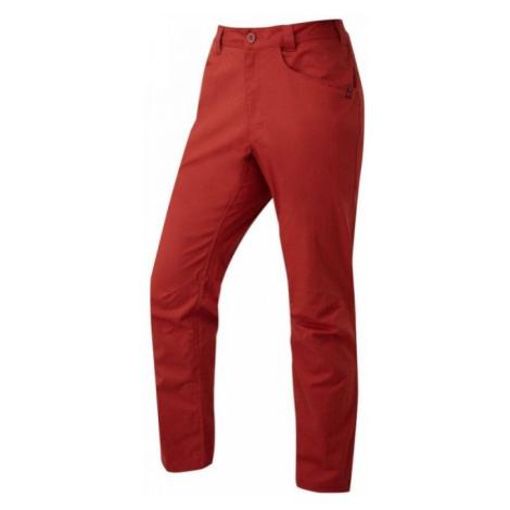 Montane kalhoty ON-SIGHT, červená