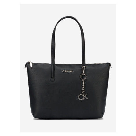 Shopper Kabelka Calvin Klein Černá