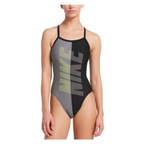 Nike RIFT šedá - Dámské plavky