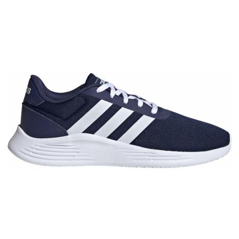 Dětská běžecká obuv adidas Lite Racer 2.0 Tmavě modrá / Bílá