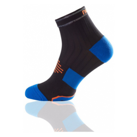 Nessi Běžecké ponožky PRO maraton RMO-9 - Černá