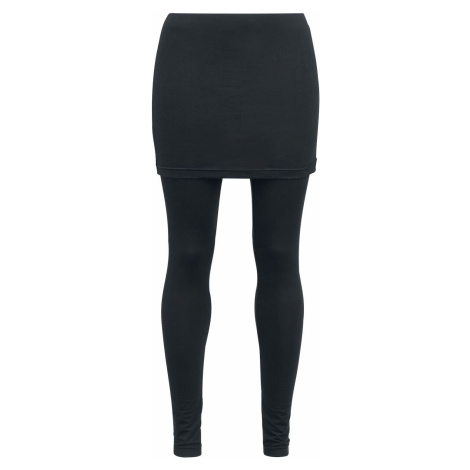 Outer Vision Legíny/sukně Vincenza Leginy černá