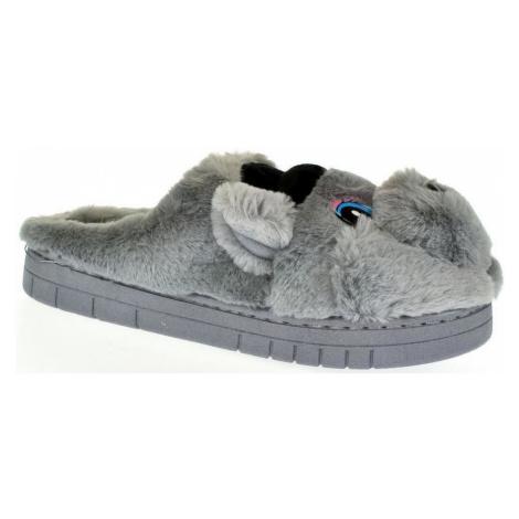 Seastar Dámske sivé papuče KAYLA