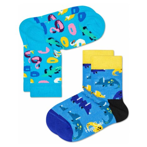2-Pack Poolparty Socks Happy Socks