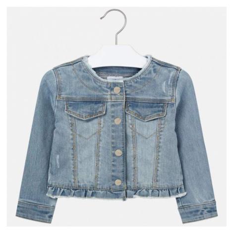 Dívčí riflová bunda Mayoral 3467 | modrá