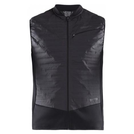 Pánská vesta CRAFT SubZ Body Warmer černá