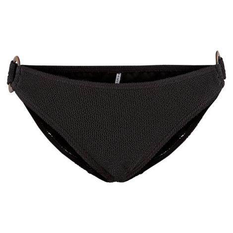 Pieces Dámské plavkové kalhotky PCNORA BIKINI Black