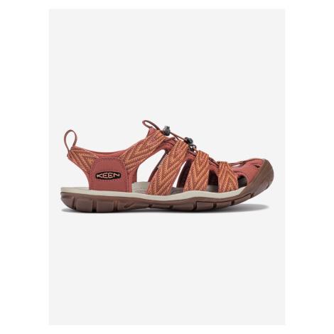 Clearwater CNX Outdoor sandále Keen Oranžová