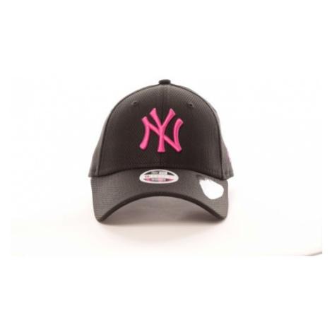 Dámská kšiltovka New Era 940W MLB Diamond černá, velikost