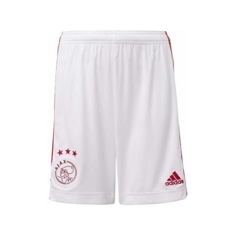 Adidas Domácí šortky Ajax Amsterdam Bílá
