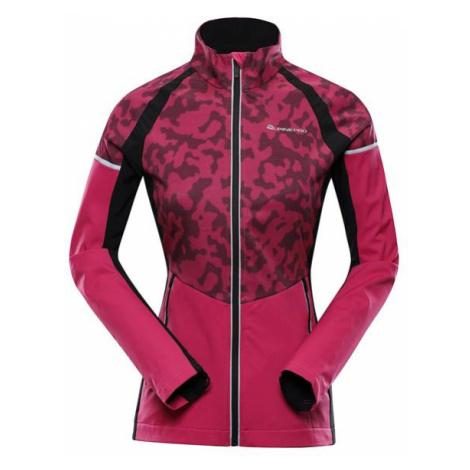 Technica 3 dámská softshellová bunda s dwr úpravou ALPINE PRO