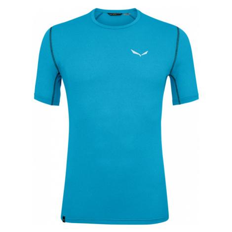 Pánské triko Salewa Pedroc 3 Dry T-Shirt Premium Navy Melange