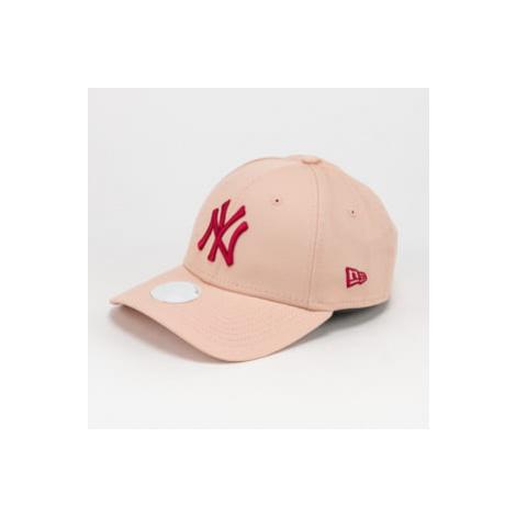 New Era 940W MLB League Essential NY světle oranžová