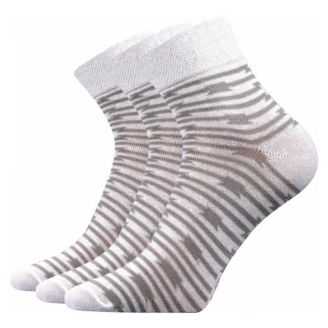 3 PACK dámských ponožek Ivana Boma