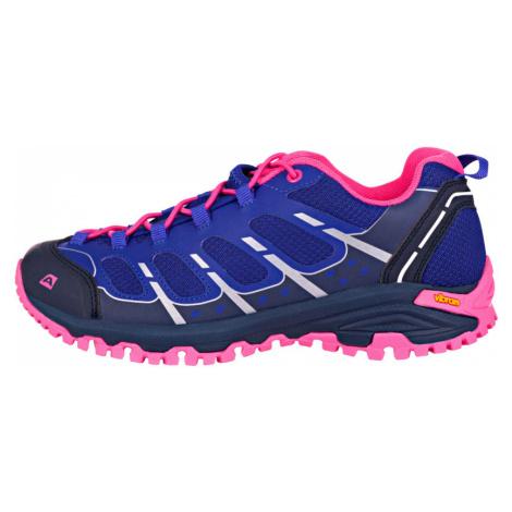 ALPINE PRO TYLANY Unisex outdoorová obuv UBTN064679 Blue iris