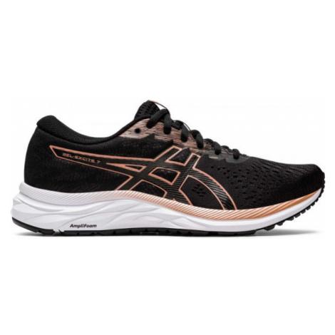 Asics GEL-EXCITE 7 W černá - Dámská běžecká obuv