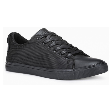 Ombre Clothing Men's high-top trainers T351