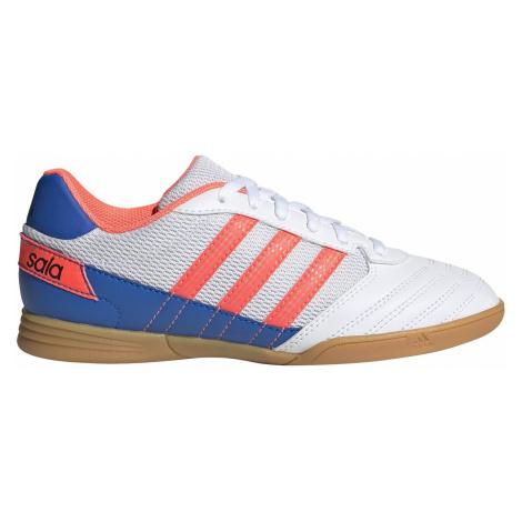 Adidas Super Sala J Bílá