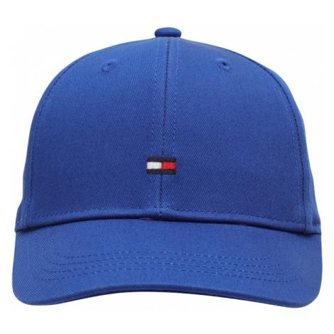 TOMMY HILFIGER Klobouk modrá / námořnická modř / bílá / červená