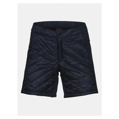 Šortky Peak Performance W Alum Sh Shorts Female - Modrá