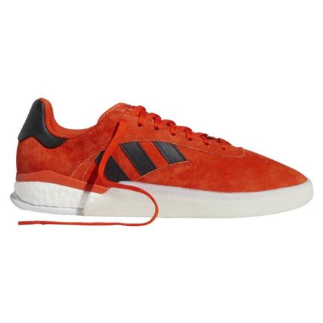 BOTY ADIDAS 3ST.004 - oranžová