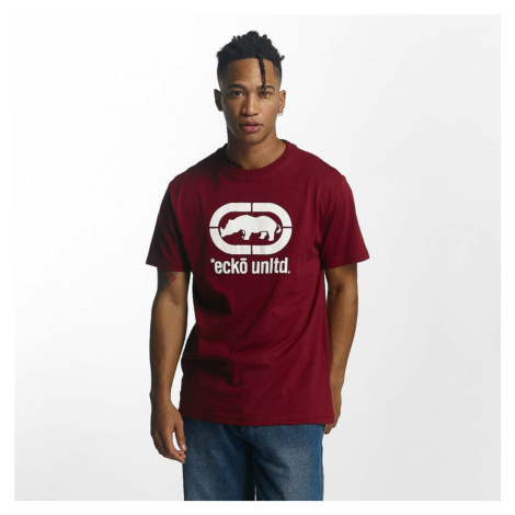 Tričko Ecko Unltd. / T-Shirt Base in red