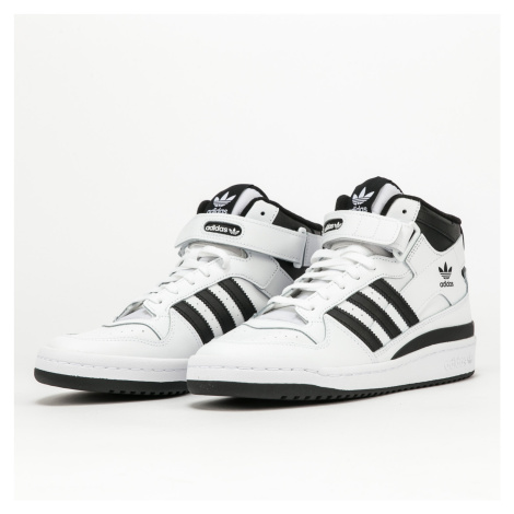 adidas Originals Forum Mid ftwwht / cblack / ftwwht