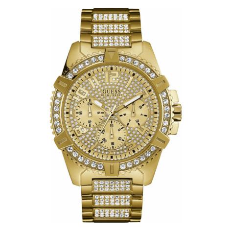 Guess pánské zlaté hodinky