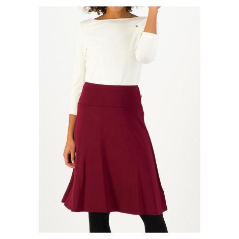 Vínová sukně Blutsgeschwister Denní poezie