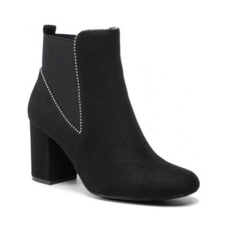 Kotníkové boty Jenny Fairy WYL1919-3 Látka/-Látka