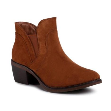 Kotníkové boty Jenny Fairy WYL2402-3 Látka/-Látka