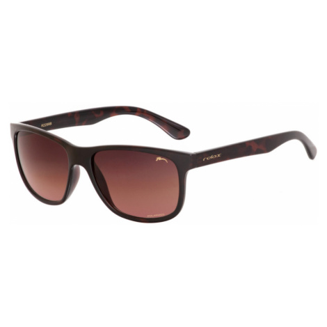 RELAX Herds Sluneční brýle R2299B hnědá 36