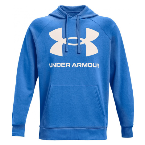 Pánská mikina Under Armour Rival Fleece Big Logo HD