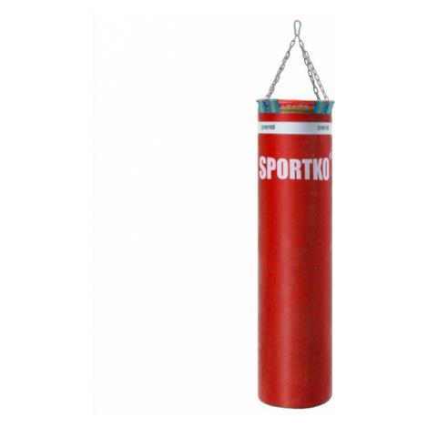 Boxovací Pytel Sportko Elite Mp00 35X130 Cm Černá