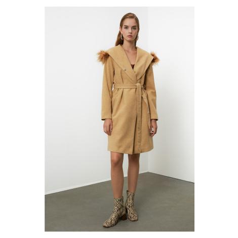 Women's coat Trendyol Woollen